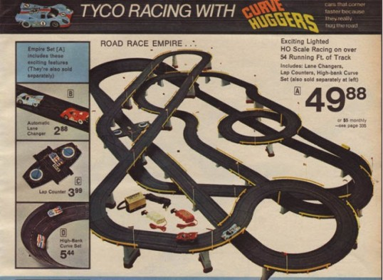 Race Car Set