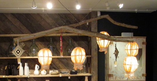 Tree Branch Light Fixture