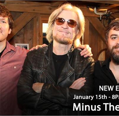 Daryl Hall and Minus the Bear