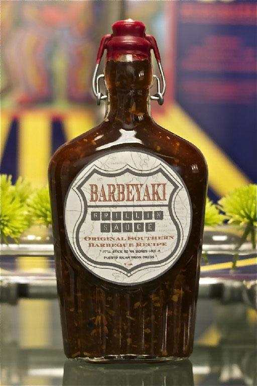 Barbeyaki-Grilling-Sauce